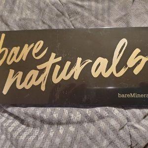 BareMinerals bare naturals palette